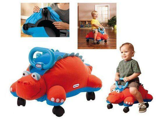 Little Tikes Kussen Racer Dino
