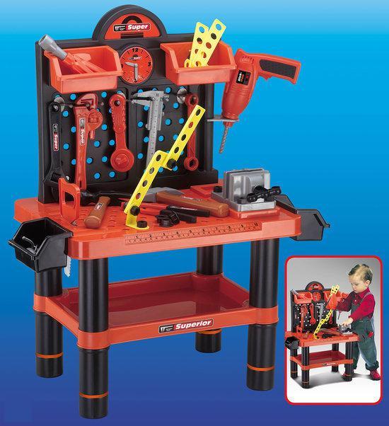 bol com   Speelgoed werkbank voor kinderen   Speelgoed