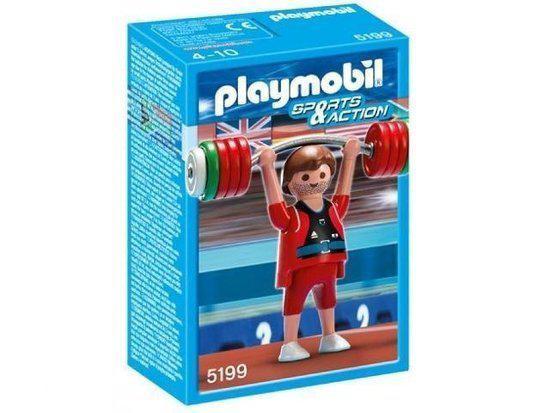 Playmobil Gewichtheffer - 5199