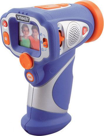 VTech Kidizoom Video - Blauw