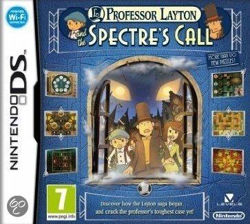 Professor Layton 4: En De Melodie Van Het Spook