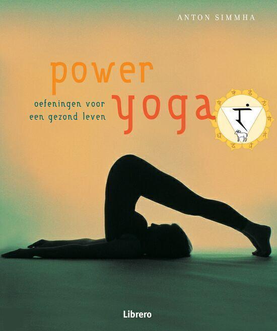Citaten Yoga : Bol power yoga anton simmha  boeken
