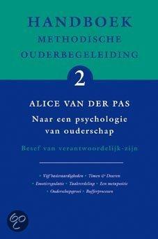 Handboek Methodische Ouderbegeleiding / 2 naar een psychologie van ouderschap