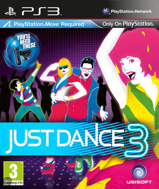 Just Dance 3 (PlayStation Move )