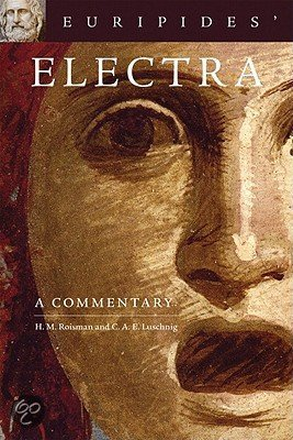 an analysis of the play electra by euripides Summary predawn outside of argos: a farmer introduces himself as electra's husband aegisthus gave her to him to prevent her from marrying well.