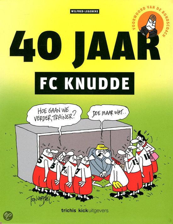 40 jaar FC Knudde