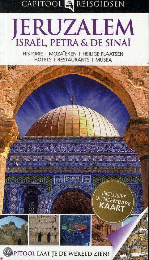 Capitool reisgids Jeruzalem