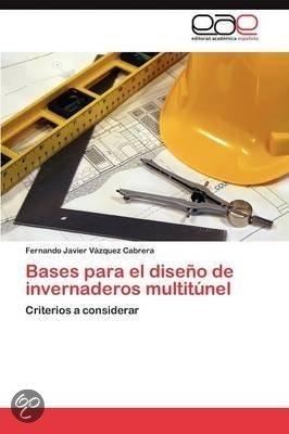 Bases para el diseno de invernaderos multitunel Diseno de invernaderos pdf