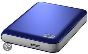 Western Digital Hd Passport Ess Se - 1TB / 2.5 inch / Blauw