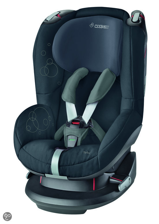 maxi cosi tobi autostoel total black baby. Black Bedroom Furniture Sets. Home Design Ideas