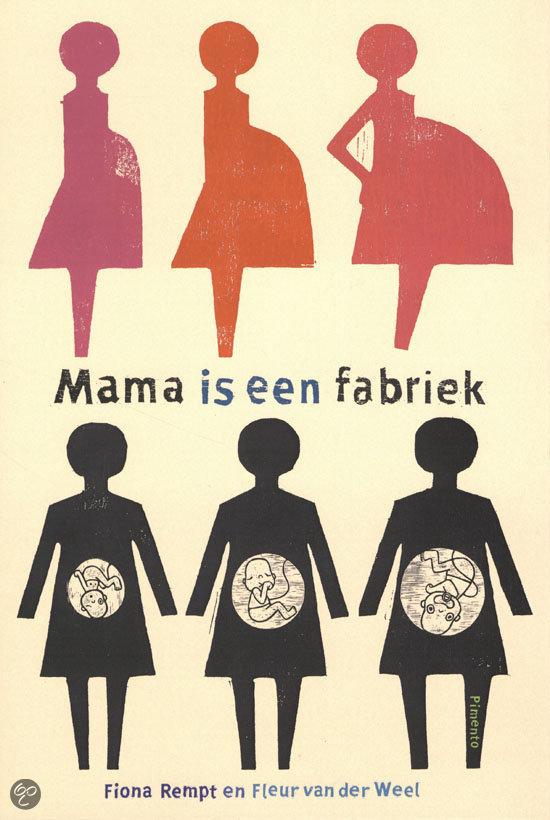 Mama is een fabriek