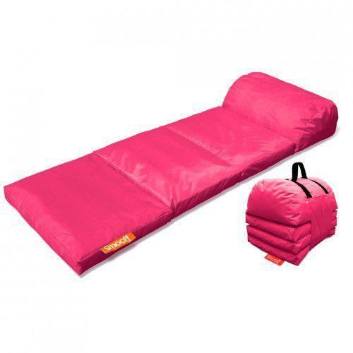 Smooff Cushy Loungematras - Sweet Pink in Toterfout