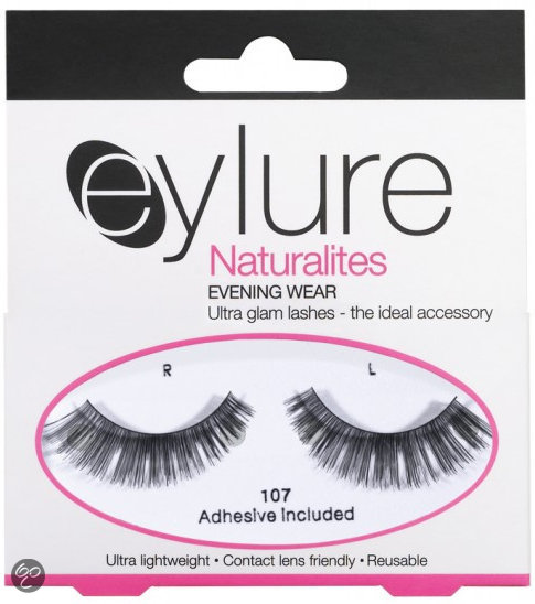 Eylure Naturalites Evening Wear Ultra Glam Wimpers 107