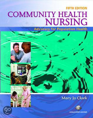 thesis of community health nursing