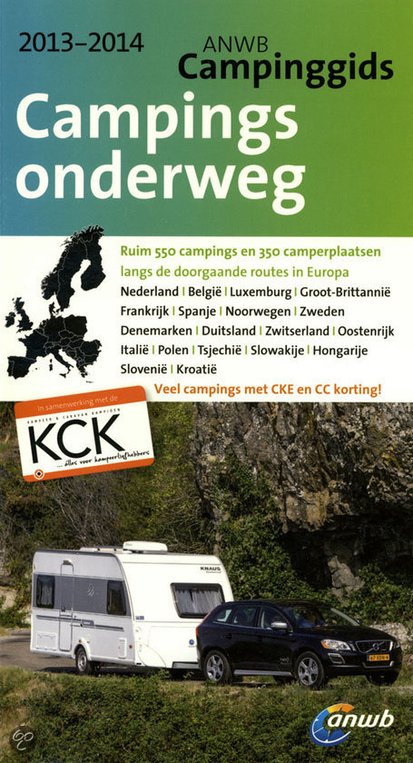 Campings onderweg / 2013