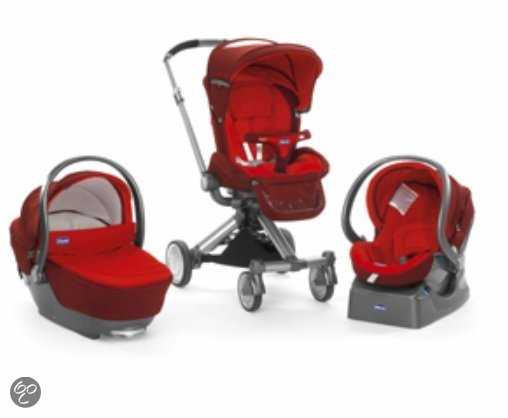 Chicco Trio I-move - Rood