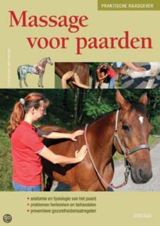 Massage voor paarden