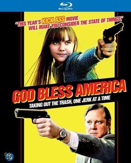 Cover van de film 'God Bless America'