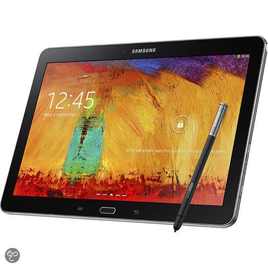 Samsung Galaxy Note - 10.1 inch (2014) - Zwart - Tablet
