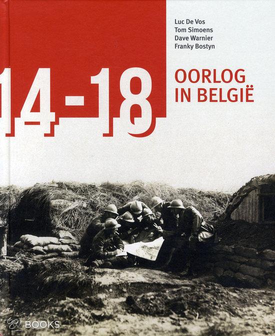 14-18 / Oorlog in Belgie