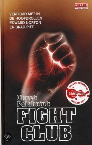 Fight Club / druk Heruitgave