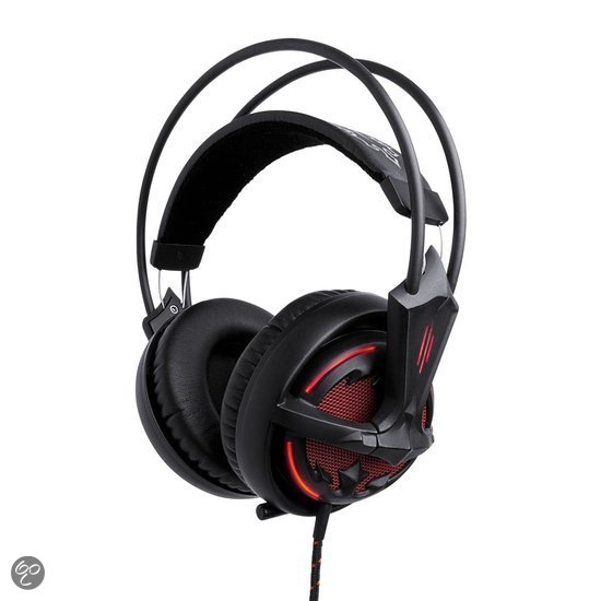 Steelseries Diablo 3 Headset Zwart PC