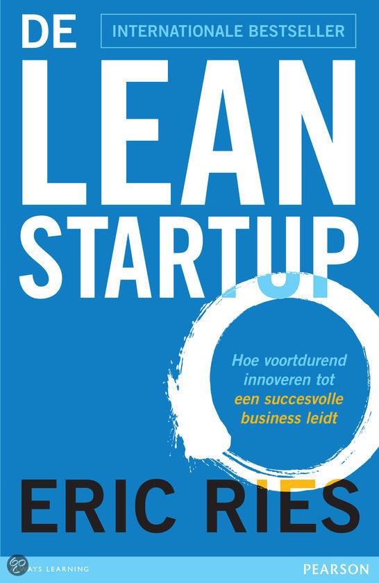 De lean startup - Eric Ries - 9789043030984