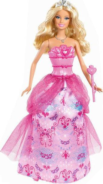 Barbie Royal Dress Up