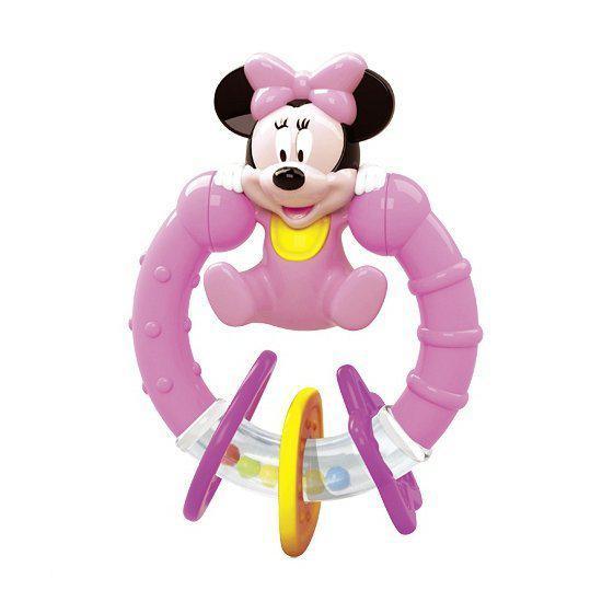 Minnie Mouse rammelaar en bijtring in Villers-Saint-Amand