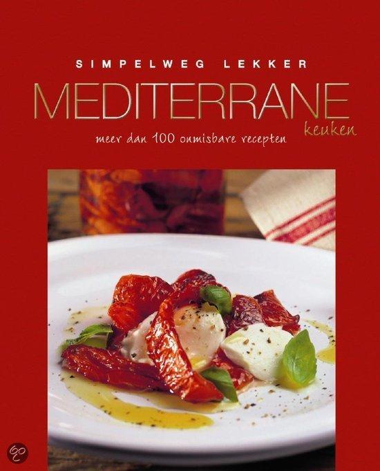 Engelse Keuken Kookboek : bol.com Mediterrane keuken, Niet bekend 9781407510484 Boeken