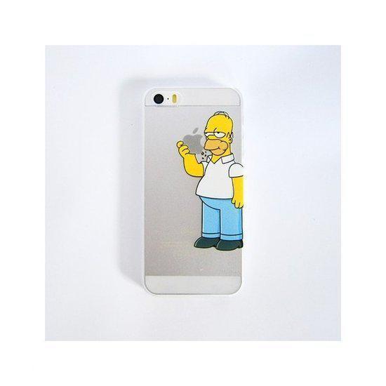 Iphone Hoesjes 5s Doorzichtig