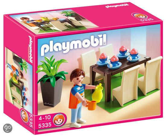 Playmobil luxe eetkamer 5335 playmobil speelgoed - Luxe eetkamer ...