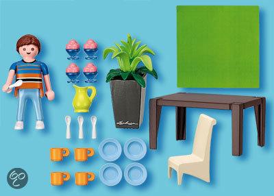 Playmobil luxe eetkamer 5335 playmobil speelgoed for Playmobil schickes esszimmer 5335