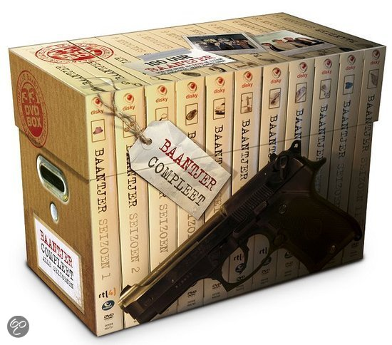 Baantjer Complete Serie