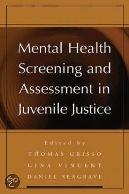 Online Mental Health Screening