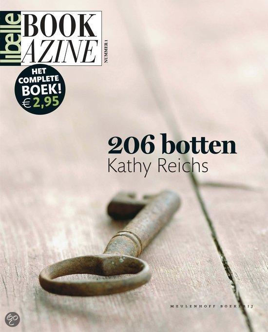 206 botten kathy reichs sanoma uitgevers for Sanoma uitgevers