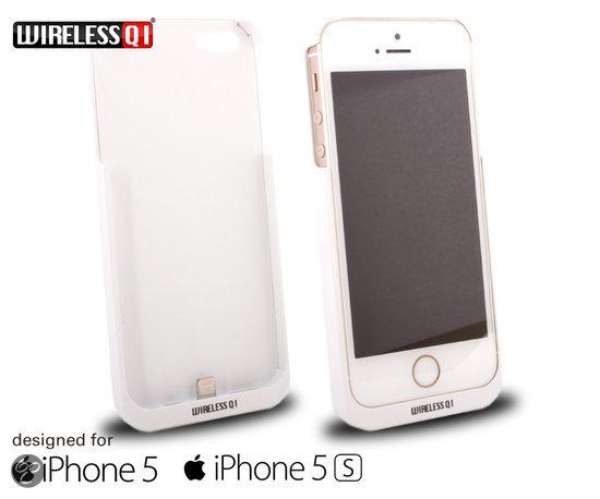 draadloos opladen iphone 8 met hoesje