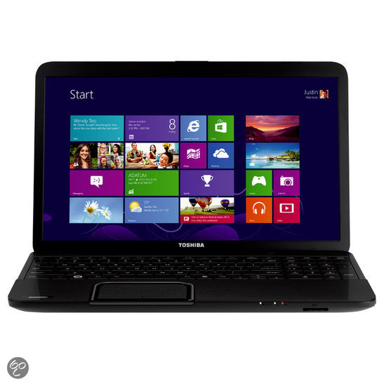 Toshiba Satellite C850-1F1 - Laptop