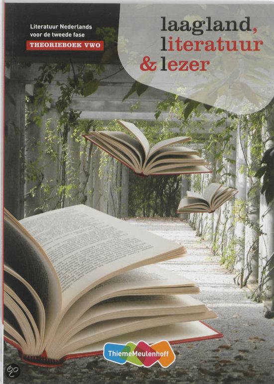 Laagland Literatuur en lezen / VWO / deel Theorieboek