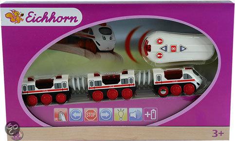 Trein Infra Rood Eichhorn