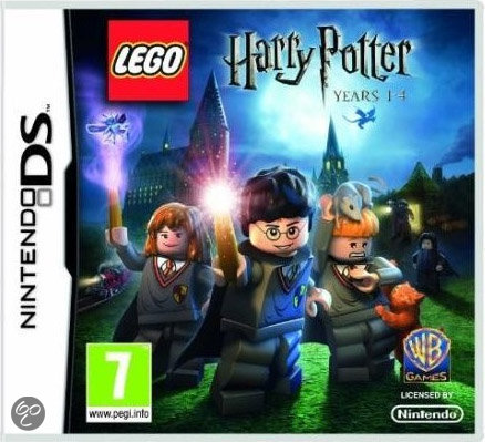 Special Price - LEGO, Harry Potter Jaren 1-4  NDS