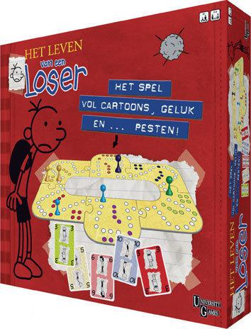 Het Leven van een Loser Het Spel