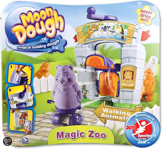 Moon Dough Magische Dierentuin
