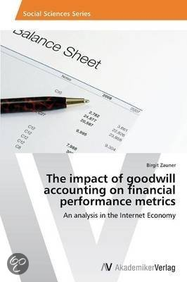effects of accounting information on performance The impact of accounting information system in planning, controlling  accounting information  to identify if there is an impact of accounting information.
