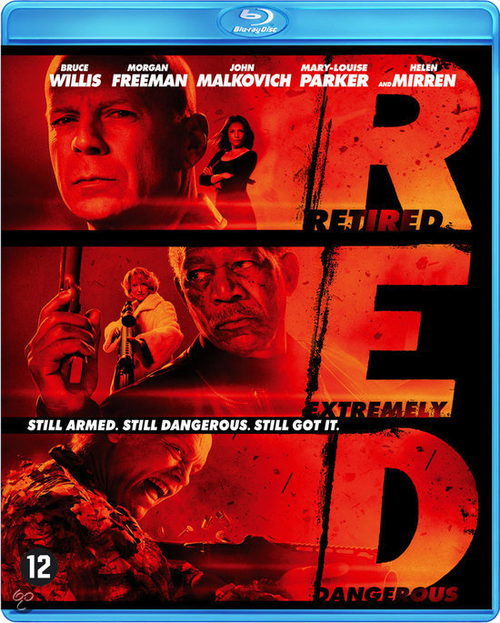 Red (Blu-ray)