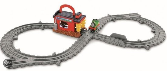 Fisher Price - Thomas de Trein wasserette