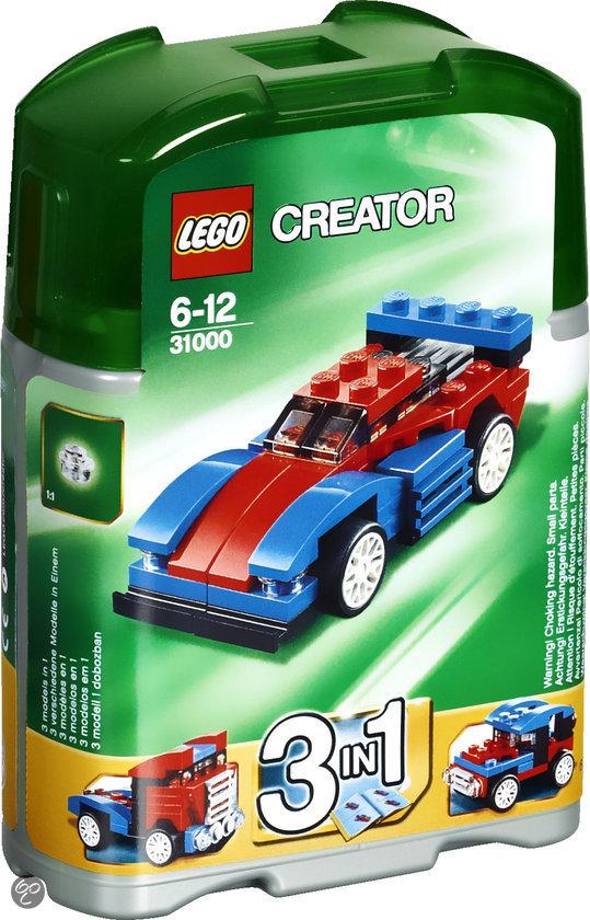 LEGO Creator Mini Racer - 31000