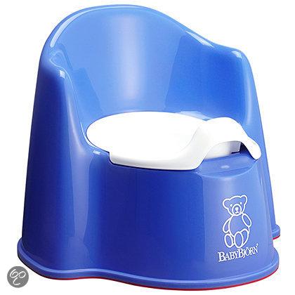 BabyBjörn Zetelpotje - Blauw