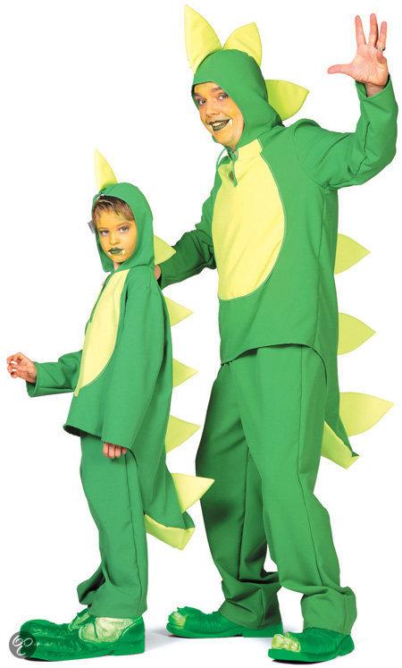 carnavalskleding giftig draakje groen dierenkostuum kind maat 104 partylook. Black Bedroom Furniture Sets. Home Design Ideas