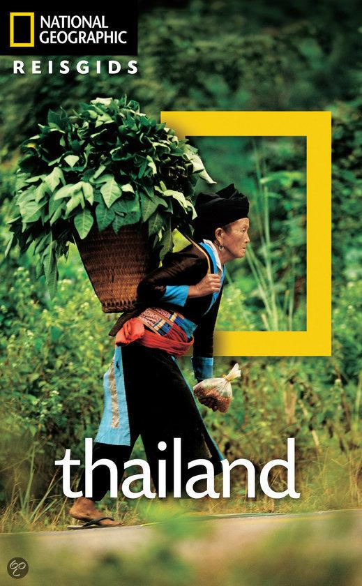 National Geographic Reisgids Thailand